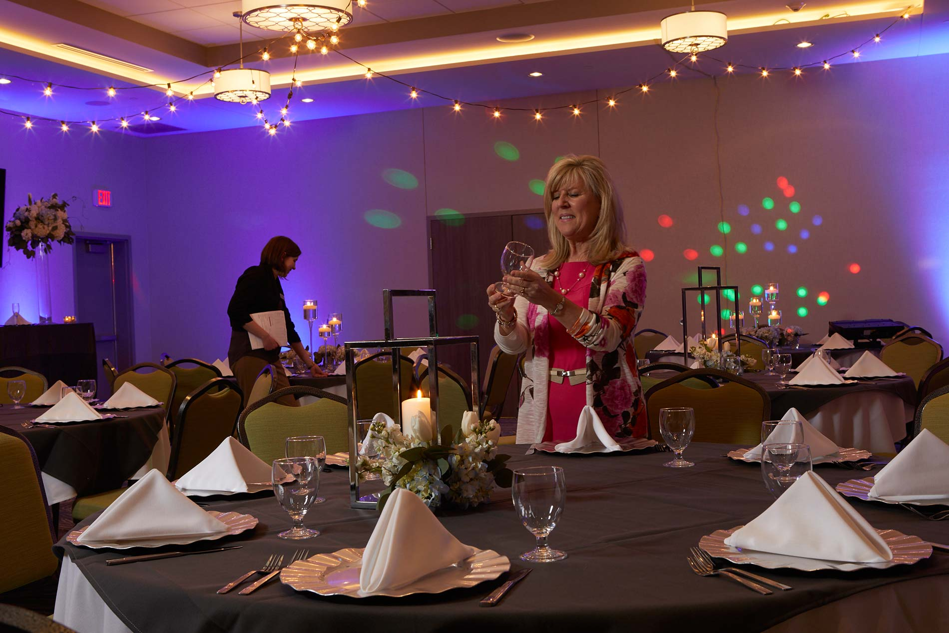 Suburbann Inns Banquets and Events, Hilton Garden, Grand Rapids, East Beltline