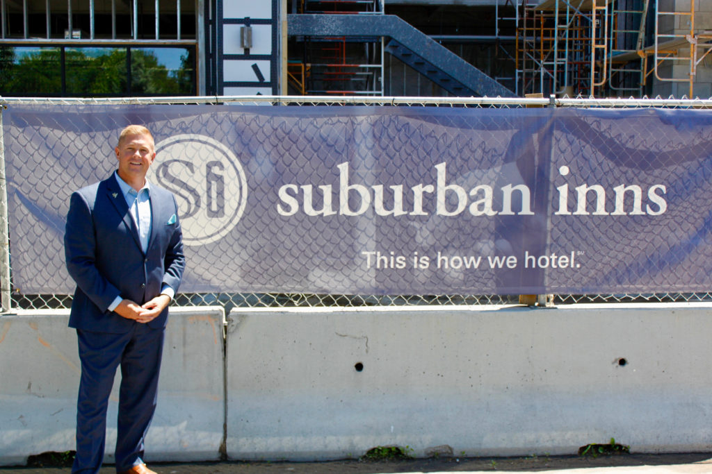 Suburban Inns Hires General Manager for Embassy Suites Grand